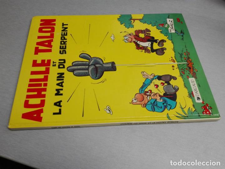 Cómics: ACHILLE TALON / GREG / LOTE DE 9 TOMOS / DARGAUD EDITEUR - EN FRANCÉS - Foto 9 - 140699914
