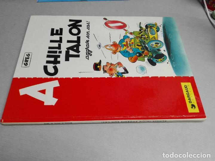 Cómics: ACHILLE TALON / GREG / LOTE DE 9 TOMOS / DARGAUD EDITEUR - EN FRANCÉS - Foto 10 - 140699914
