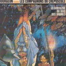 Cómics: LES COMPAGNONS DU CREPUSCULE 1 ( LOS COMPAÑEROS DEL CREPÚSCULO ). EN FRANCÉS. Lote 141732778