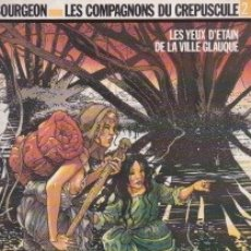 Cómics: LES COMPAGNONS DU CREPUSCULE 2 ( LOS COMPAÑEROS DEL CREPÚSCULO ). EN FRANCÉS. Lote 141732862