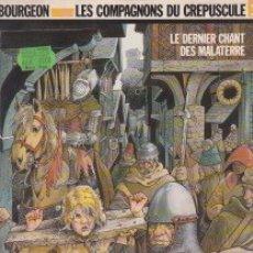 Cómics: LES COMPAGNONS DU CREPUSCULE 3 ( LOS COMPAÑEROS DEL CREPÚSCULO ). EN FRANCÉS. Lote 141732906