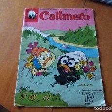 Cómics: CALIMERO. N° 1. ALEMÁN. ÚNICO EN TODOCOLECCIÓN. SERIE TV. RARO. AÑOS 80.. Lote 142382354