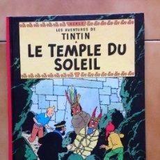 Cómics: TINTIN LE TEMPLE DU SOLEIL HERGE 1977 CASTERMAN. Lote 142451258