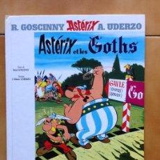 Cómics: BD ASTÉRIX ET LES GOTHS GOSCINNY - UDERZO ÉDITIONS ALBERT RENÉ HACHETTE 1999 . Lote 142454054