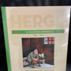 Cómics: HERGE FEUILLETON INTEGRAL 8 1939-1940 TINTIN. Lote 142879662