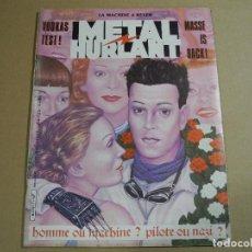 Cómics: METAL HURLANT N. 71 1981 EN FRANCÉS. Lote 143476378