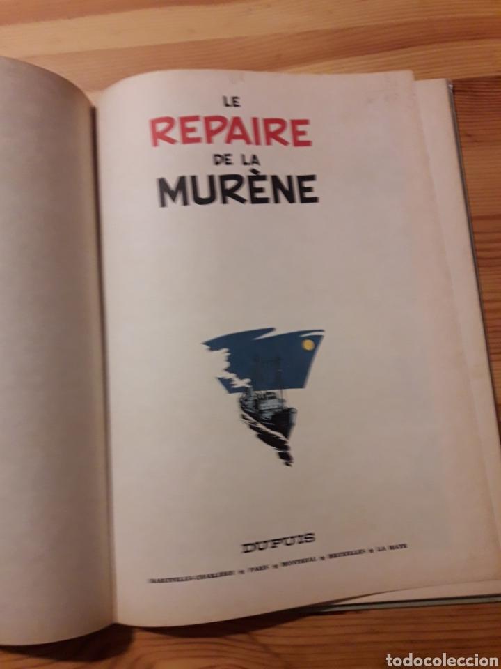 Cómics: Le repaire de la Murène Les aventures de spirou et fantasio dupuis - Foto 4 - 144250304