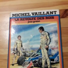 Cómics: MICHEL VAILLANT LA REVOLTE DES ROIS. Lote 144250990