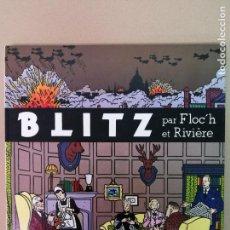 Cómics: BLITZ,LE MATIN ALBIN MICHEL1983. Lote 144569902