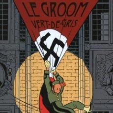 Cómics: SPIROU - LE GROOM VERT-DE-GRIS - SCHWARTZ & YAN - EDICIÓN ORIGINAL EN FRANCÉS - DUPUIS 2011. Lote 145409682