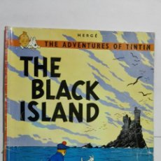 Cómics: THE ADVENTURES OF TINTIN - THE BLACK ISLAND, Nº 15. Lote 145952646