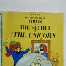 Cómics: THE ADVENTURES OF TINTIN - THE SECRET OF THE UNICORN, Nº 6. Lote 145952998