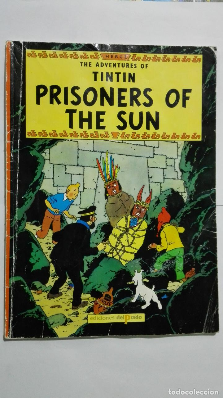 Cómics: THE ADVENTURES OF TINTIN - PRISONERS OF THE SUN, Nº 2 - Foto 1 - 145953150