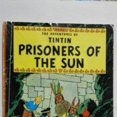 Cómics: THE ADVENTURES OF TINTIN - PRISONERS OF THE SUN, Nº 2. Lote 145953150