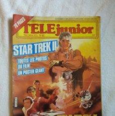 Cómics: STAR TREK II LA COLHERE DE KHAN EN FRANCÉS 1982. Lote 146302978