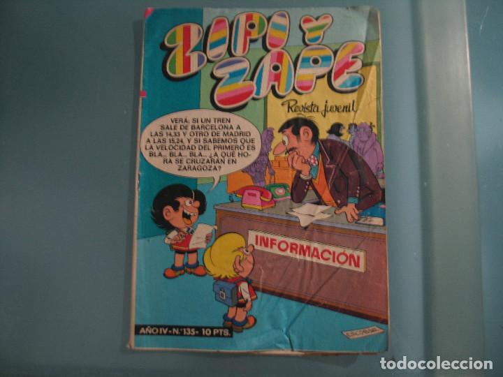 ZIPI ZAPE 135 (Tebeos y Comics - Comics Lengua Extranjera - Comics Europeos)