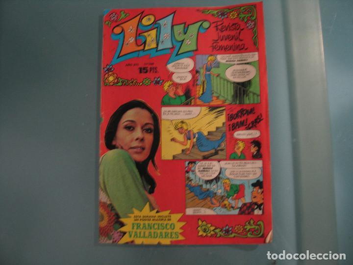 LILY 798 (Tebeos y Comics - Comics Lengua Extranjera - Comics Europeos)