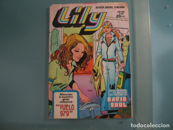 LILY 901 (Tebeos y Comics - Comics Lengua Extranjera - Comics Europeos)