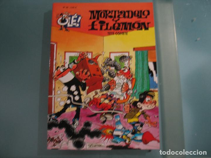 MORTADELO FILEMON 28 (Tebeos y Comics - Comics Lengua Extranjera - Comics Europeos)