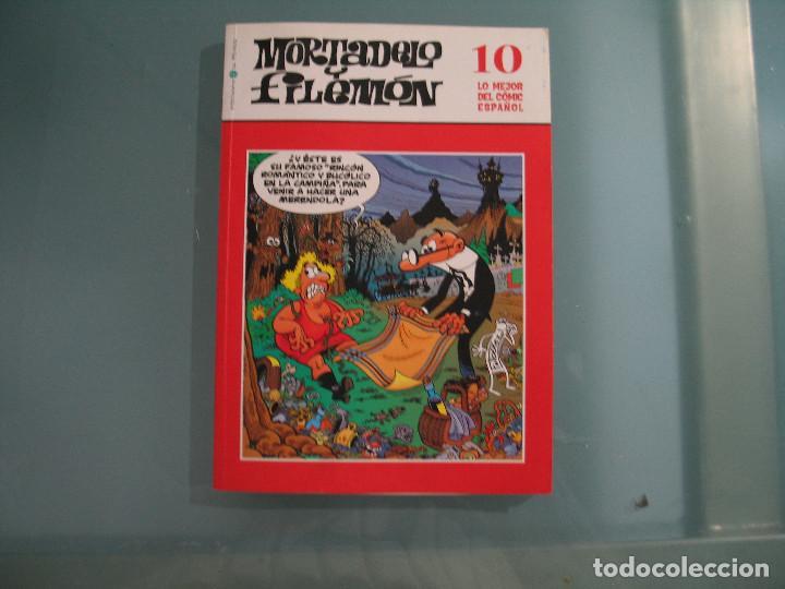 MORTADELO Y FILEMON 10 (Tebeos y Comics - Comics Lengua Extranjera - Comics Europeos)