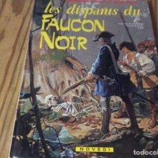 Cómics: BARBE-ROUGE-20 LES DISPARUS DU FAUCON NOIR (NOVEDI DE CHARLIER Y GATY Y JIJE. Lote 147788302