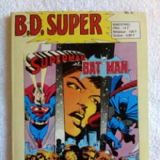 Cómics: COMIC B.D.SUPER Nº 2 SUPERMAN ET BAT MAN. Lote 148839410