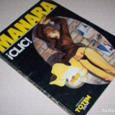 Cómics: ¡ CLIC! DE MILO MANARA.. Lote 149546594