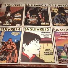 Cómics: LOTE DE 15 COMICS / TEBEO ( A SUIVRE ) EDITORIAL CASTERMAN. FRANCIA.AÑOS 1978, 1979 Y 1980. Lote 150295245