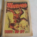 Cómics: WARLORD. NO 22. FEBRUARY 1975. DEATH OF A JAP SPY. .WAR STORIES. GREAT BRITAIN. COMIC. Lote 150972202