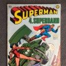 Cómics: CÓMIC. SUPERMAN. 4 SUPERBAND, MIT BARMAN UND ROBIN (ALEMANIA H.1970?). Lote 151338734