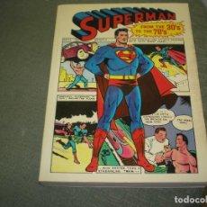 Comics - LIBRO SUPERMAN 387 PAGINAS RECOPILATORIO PRIMEROS COMIC - 151352330