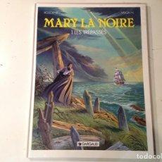 Cómics: MARY LA NOIRE RODOLPHE MAGNIN. Lote 151468842