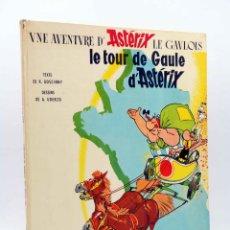 Cómics: ASTERIX LE GAULOIS LE TOUR DE GAULE D'ASTERIX (UDERZO / GOSCINNY) DARGAUD, 1965. Lote 151838148
