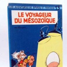 Cómics: LES AVENTURES DE SPIROU ET FANTASIO 13. LE VOYAGEUR DU MÉSOZOÏQUE (FRANQUIN) DUPUIS, 1966. Lote 151838412