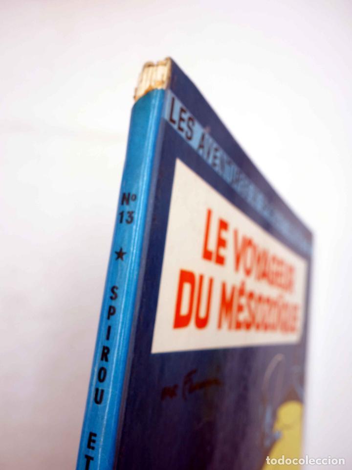 Cómics: LES AVENTURES DE SPIROU ET FANTASIO 13. LE VOYAGEUR DU MÉSOZOÏQUE (Franquin) Dupuis, 1966 - Foto 5 - 151838412
