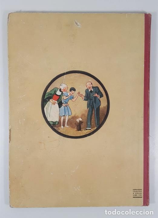 Cómics: BECASSINE. PREND DES PENSIONNAIRES. EDIT GAUTIER LANGUEREAU. PARIS. 1934. - Foto 3 - 151990282