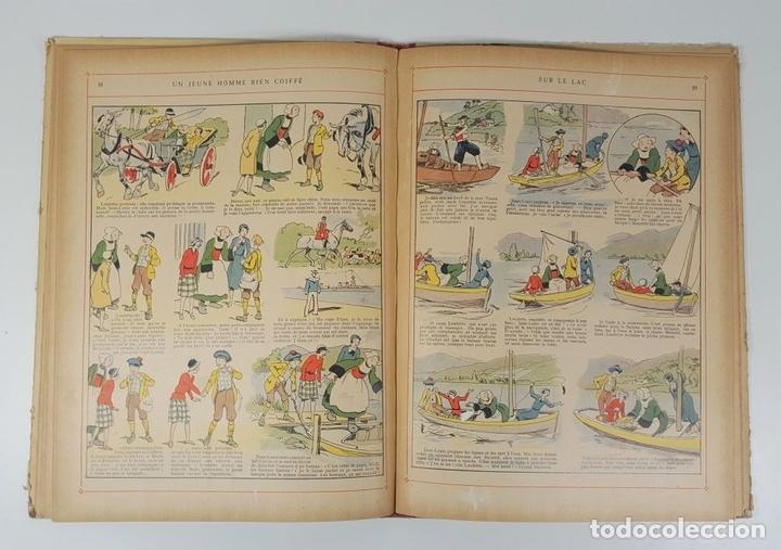 Cómics: BECASSINE. PREND DES PENSIONNAIRES. EDIT GAUTIER LANGUEREAU. PARIS. 1934. - Foto 7 - 151990282