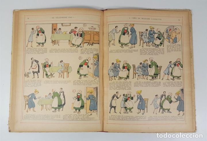 Cómics: BECASSINE. PREND DES PENSIONNAIRES. EDIT GAUTIER LANGUEREAU. PARIS. 1934. - Foto 8 - 151990282