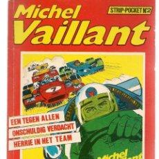 Cómics: MICHEL VAILLANT. STRIP-POCKET Nº 2. HOLANDÉS. (ST/A1). Lote 152341098