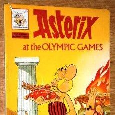 Cómics: ASTERIX AT THE OLYMPIC GAMES POR GOSCINNY Y UDERZO DE ED. DEL PRADO EN MADRID 1972 / IDIOMA INGLÉS. Lote 152421698