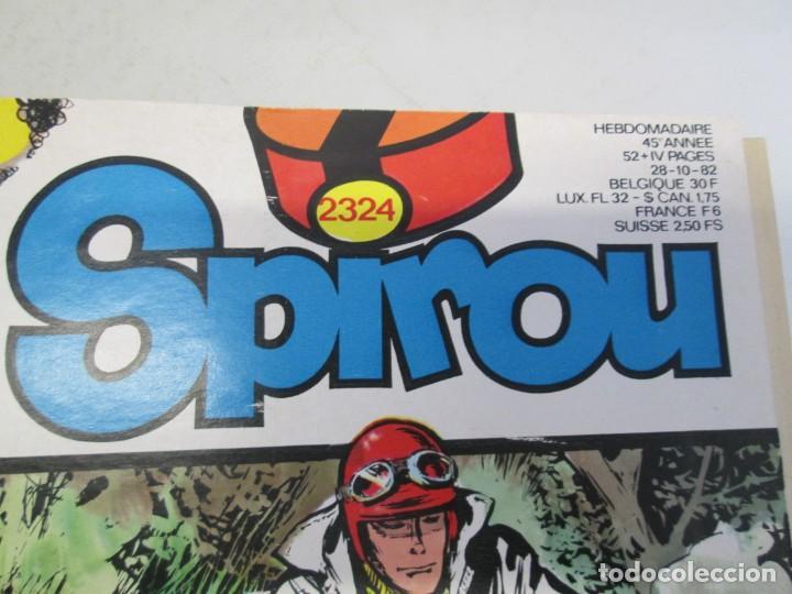 Cómics: SPIROU. REVISTA. TEBEOS Y COMICS. Nº 2324 AL 2341. 1983. VER FOTOGRAFIAS ADJUNTAS - Foto 8 - 153081302