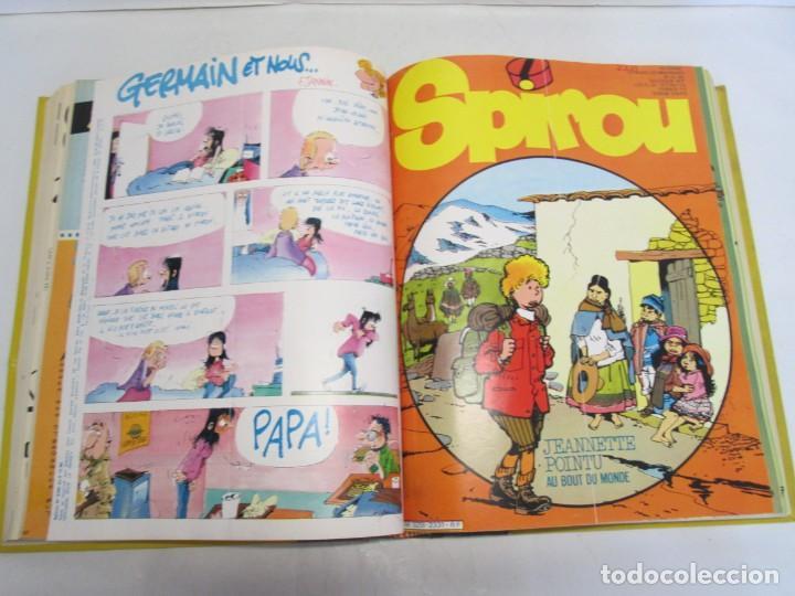 Cómics: SPIROU. REVISTA. TEBEOS Y COMICS. Nº 2324 AL 2341. 1983. VER FOTOGRAFIAS ADJUNTAS - Foto 12 - 153081302