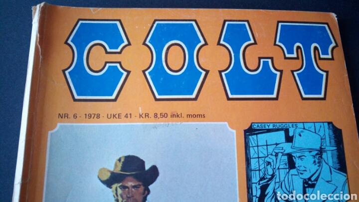Cómics: CTC - LOTE 46 COMIC COLT EN IDIOMA NORUEGO - VAN DEL 1978 AL 1990 - COLT WESTERN NORWAY - Foto 16 - 153541050