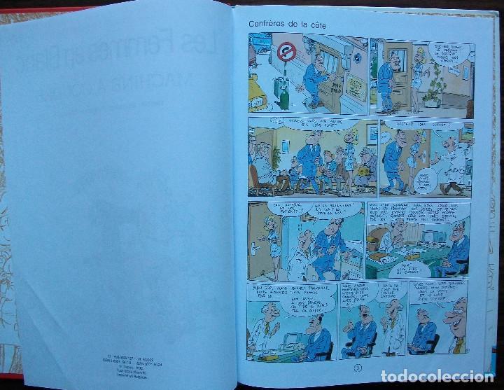 Cómics: LES FEMMES EN BLANC. MACHINE A COUDRE (EN FRANCES) - Foto 3 - 153920550