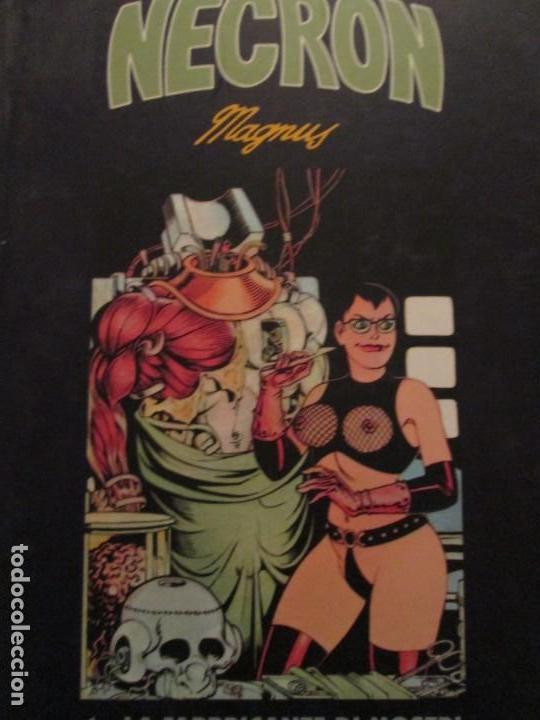 MAGNUS --NECRON (Tebeos y Comics - Comics Lengua Extranjera - Comics Europeos)