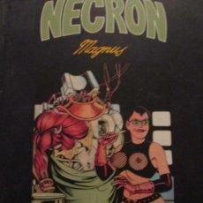 Cómics: MAGNUS --NECRON. Lote 153992026