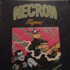 Cómics: MAGNUS--NECRON. Lote 153993138