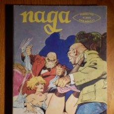 Cómics: COMIC ITALIANO - NAGA - TRAGICO 69 - AÑO I Nº 6 - 1975. Lote 154139194