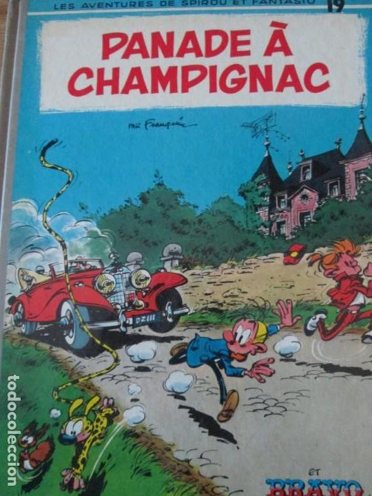 PANADE A CHAMPIGNAC--SPIROU-FANTASIO-FRANQUIN (Tebeos y Comics - Comics Lengua Extranjera - Comics Europeos)