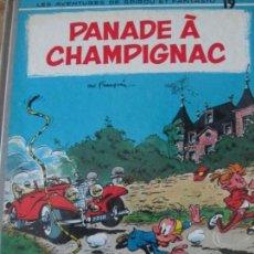 Cómics: PANADE A CHAMPIGNAC--SPIROU-FANTASIO-FRANQUIN. Lote 155011562
